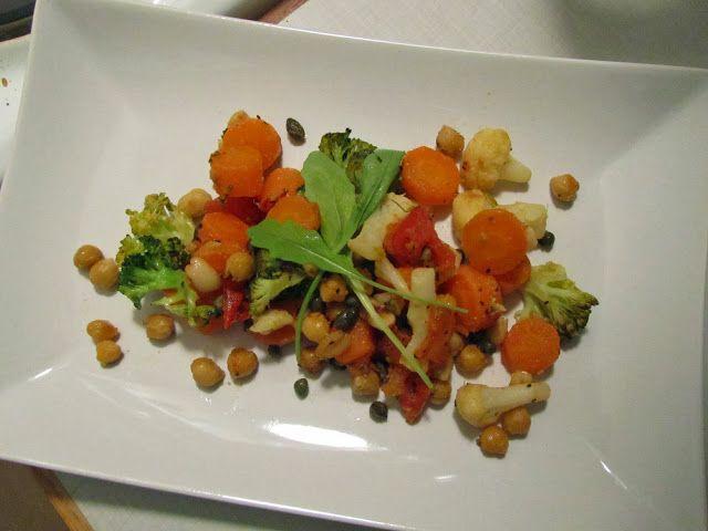 Pan veggies | esssiworld.blogspot.com