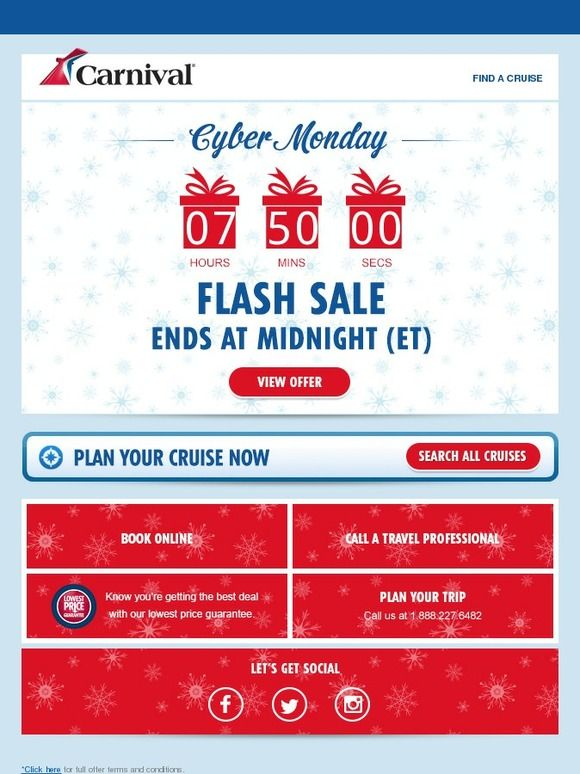 Hours Left For Cyber Monday Deals!