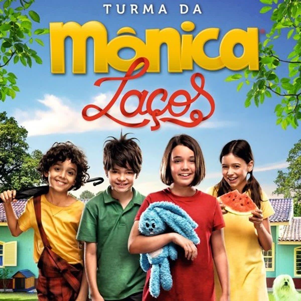 Pin De Julia Andrade Em Filmes Que Eu Vi Turma Da Monica Cinema