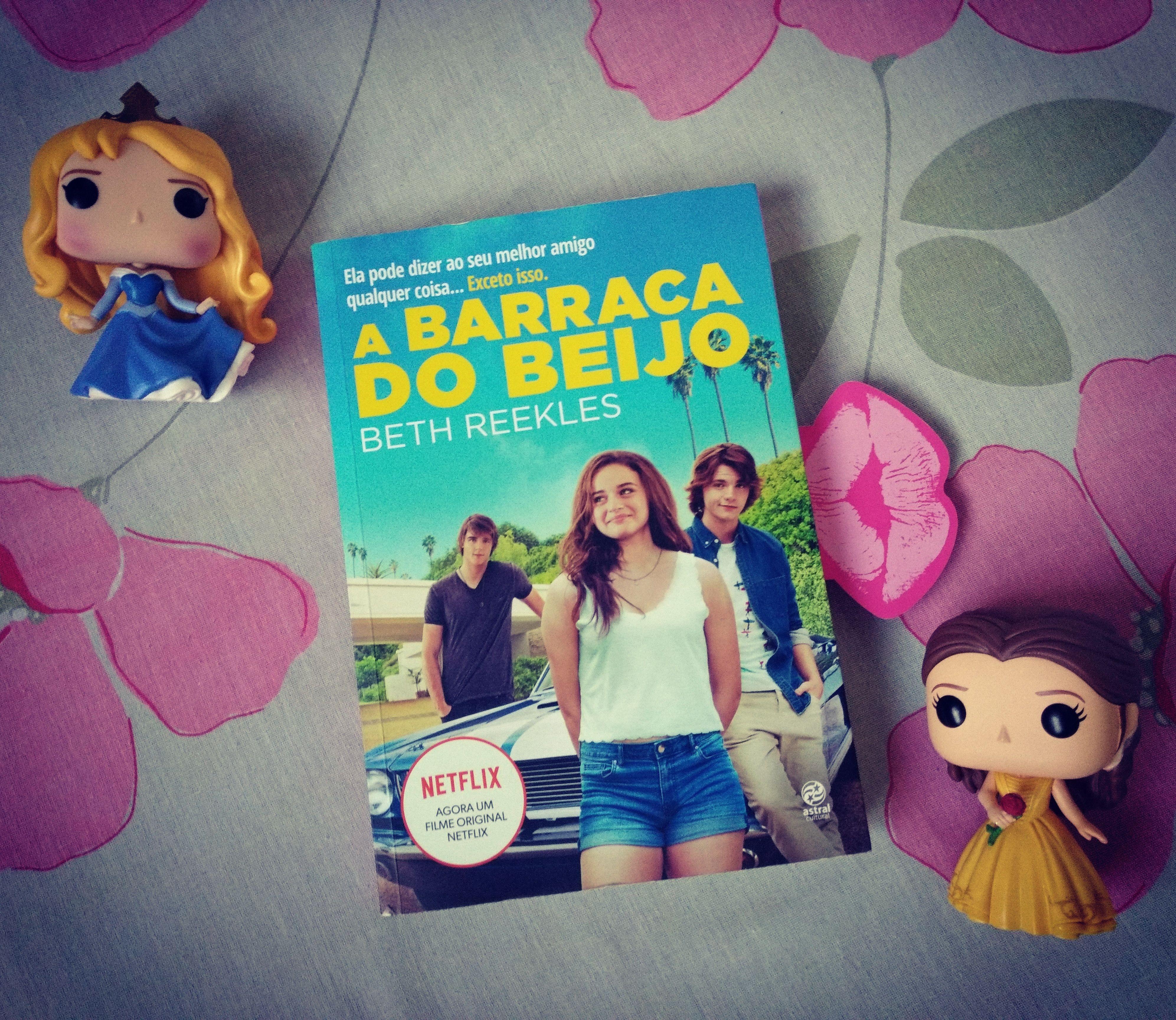 Pin De Almeidatay Em Livros Barraca Do Beijo Amo Livros