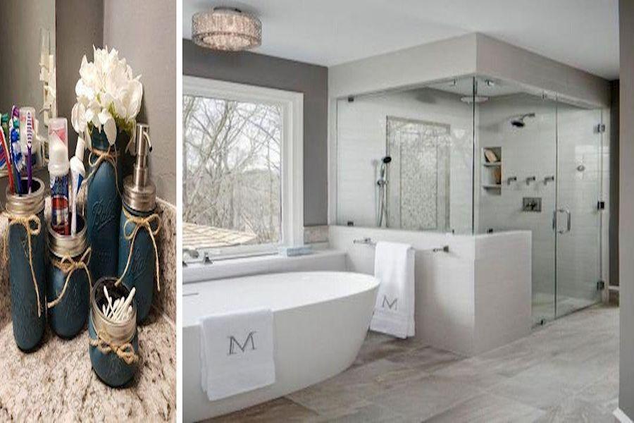 New Bathroom Design Bathroom Sets For Sale Orange Bathroom Bin Toilet Decoration Accessories B In 2020 New Bathroom Designs Brown Bathroom Bathroom Curtain Set