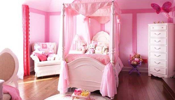 Cameretta Rosa ~ Idee cameretta bimba arredare una bella cameretta rosa