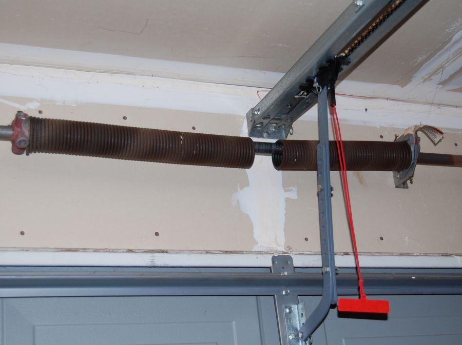 Garage Door Springs Replacement | Garage door springs ... on Overhead Garage Door Spring Replacement  id=36642