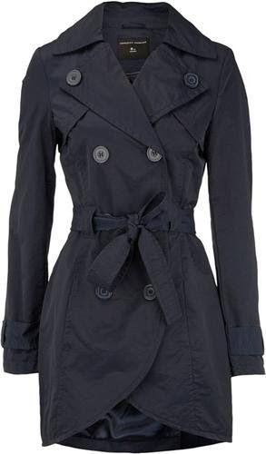 fbe3e888b Sobretudo trench Coat  Casaco  Vestido moda Inverno