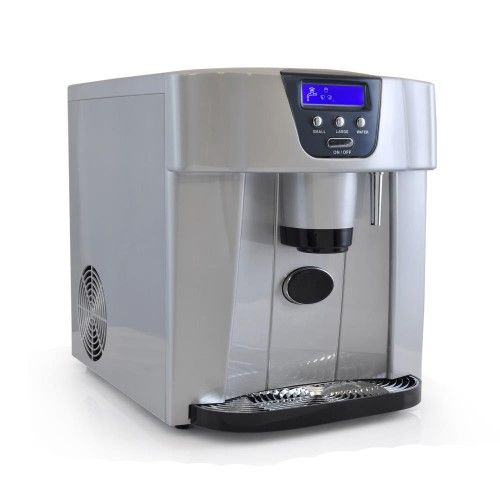 Nutrichef Countertop Ice Cube Maker And Dispenser Ice Cube Maker