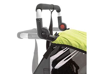 WeeRide - For The Family On The Go! - Weeride Deluxe Bicycle Trailer, Stroller and Jogger