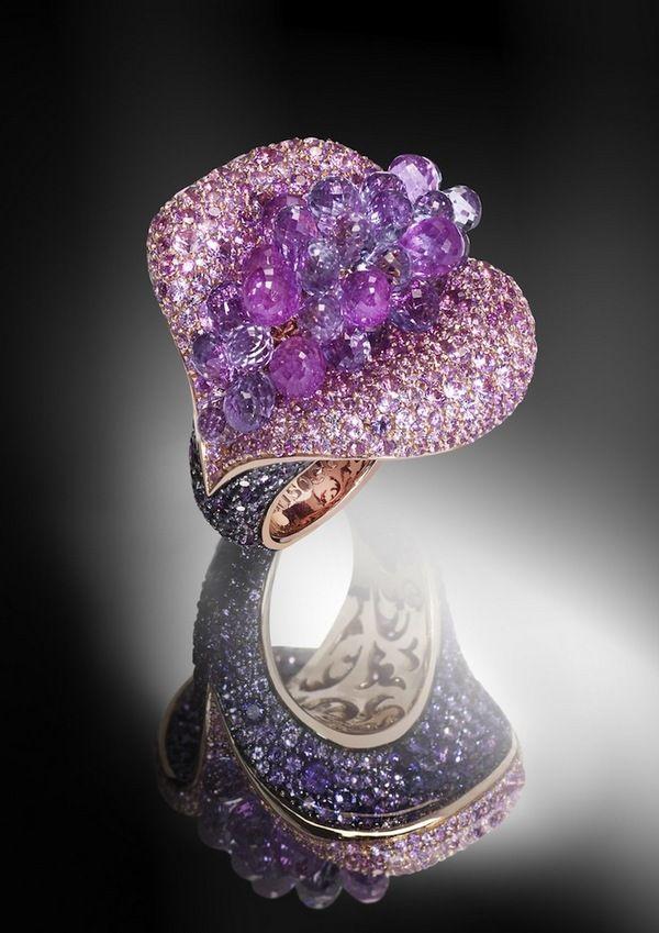 Ювелирные украшения от de Grisogono (16 фото) | Ювелирные ...
