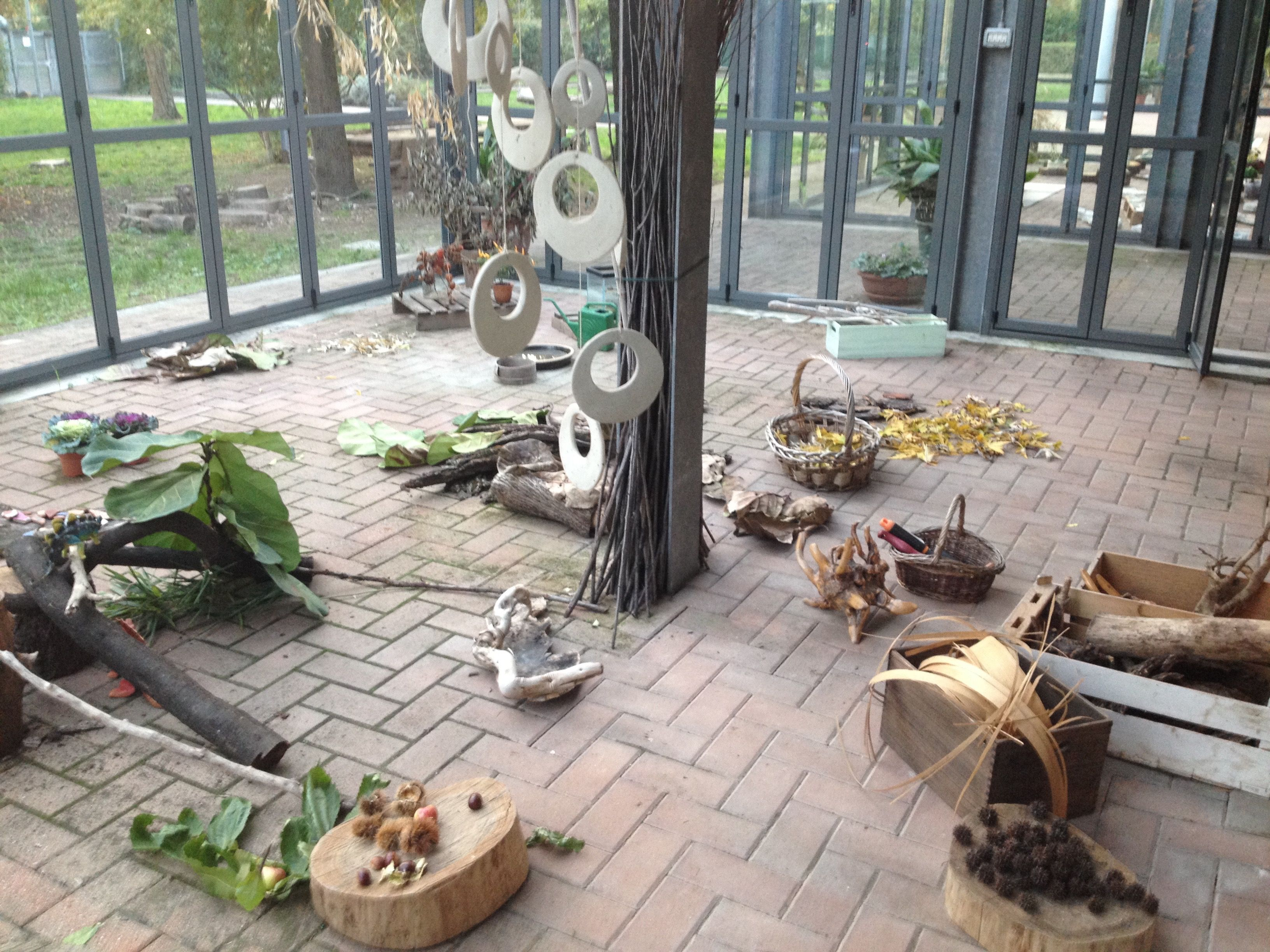 Kinderwelten gestalten reggio emilia naturmaterial for Raumgestaltung reggio
