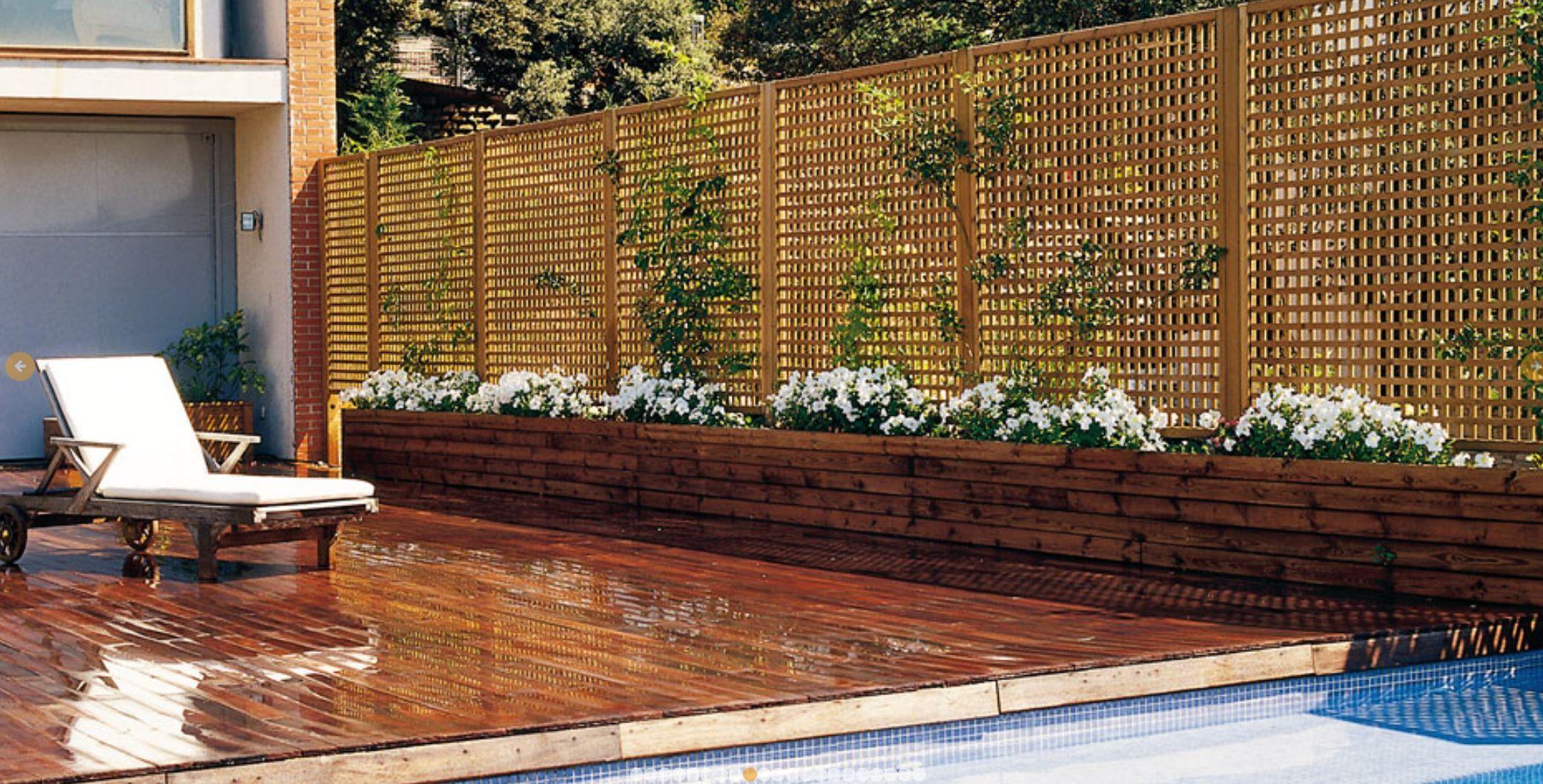 Fireshot screen capture 416 39 celos as y vallas de exterior i greendesign 39 www greendesign - Paneles de madera para jardin ...