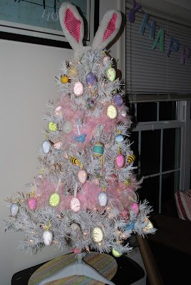The Payne Family Easter Tree Easter Tree Decorations Spring Easter Decor Easter Crafts