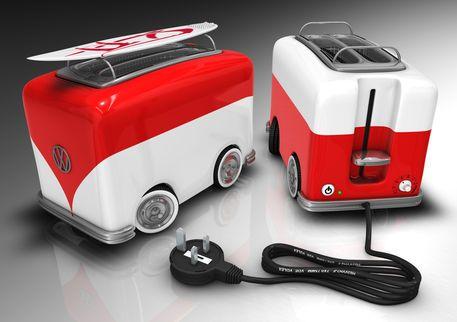 Volkswagen T1 Look Toaster