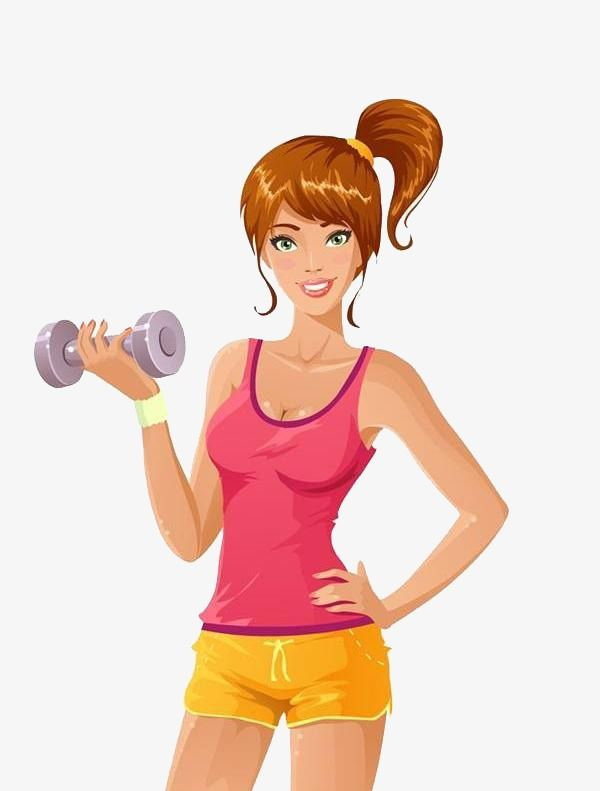 Millions Of Png Images Backgrounds And Vectors For Free Download Pngtree Workout Programs For Women Health Fitness Fitness