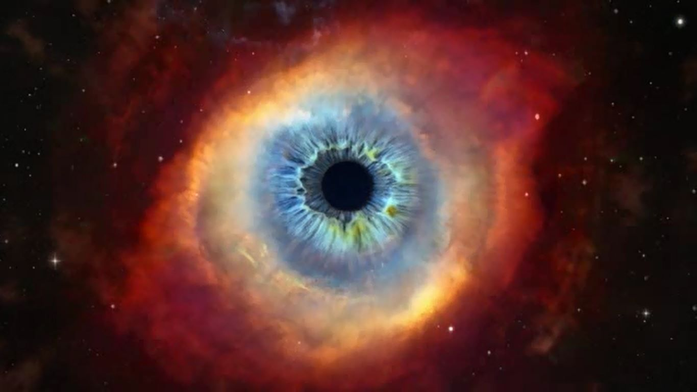 Printscreen Cosmos Tv Show Pale Cosmos Universe Art Cosmos