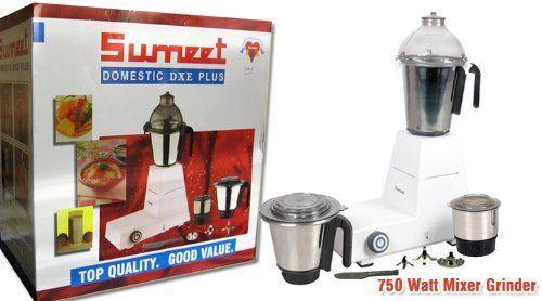 Sumeet Asia Kitchen Machin Mixer Grinder Mixie 3 Speed Wet Grinder