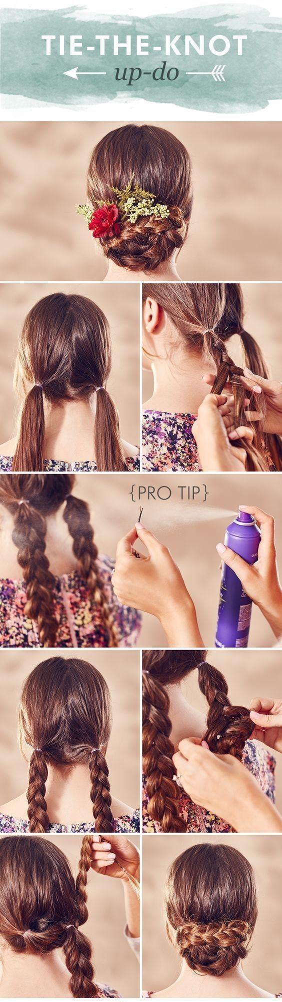 Lluvia de ideas probar peinados Imagen de estilo de color de pelo - Checa los peinados más bonitos y fáciles para probar esta ...