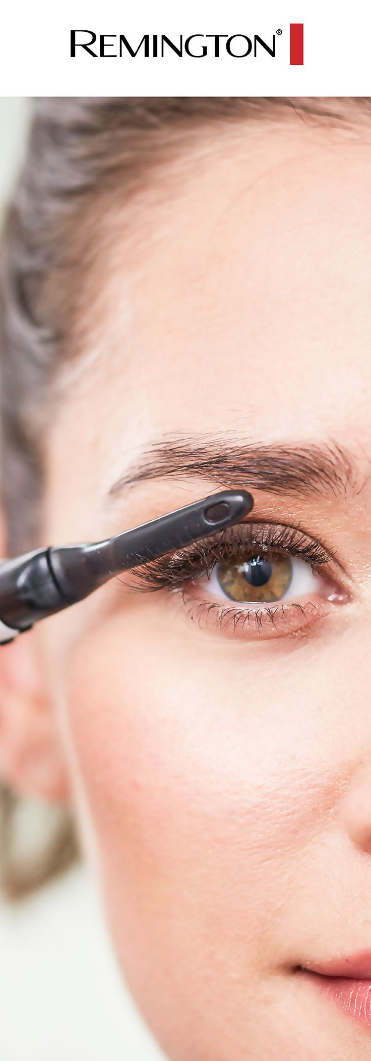 Remington Reveal All In One Lash Brow Kit With Heated Eyelash