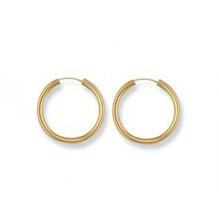 70798e9b71c4 Children s Earrings  9k Gold Sleepers (10mm) Small children s earrings from  Baby Jewels.
