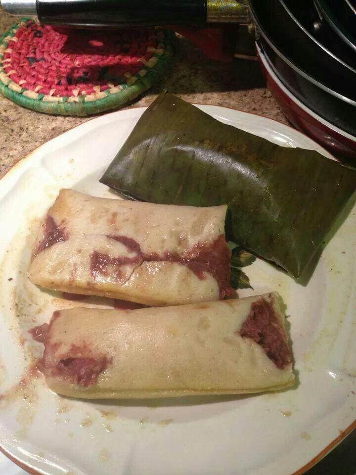 Tamales Pisques, El Salvador #elsalvadorfood