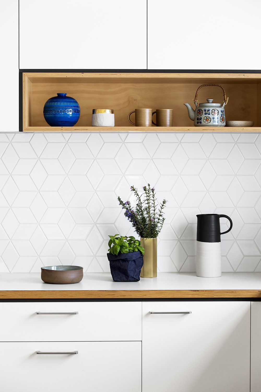 Top 5 Kitchen Trends For 2017 Adore Home Magazine Modern Kitchen Backsplash White Modern Kitchen Modern Kitchen