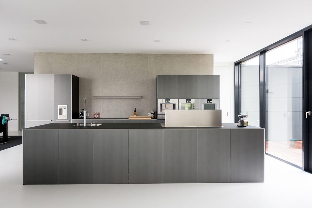 Volkan Kacmaz Bulthaup Kitchen Iii 2014 Home