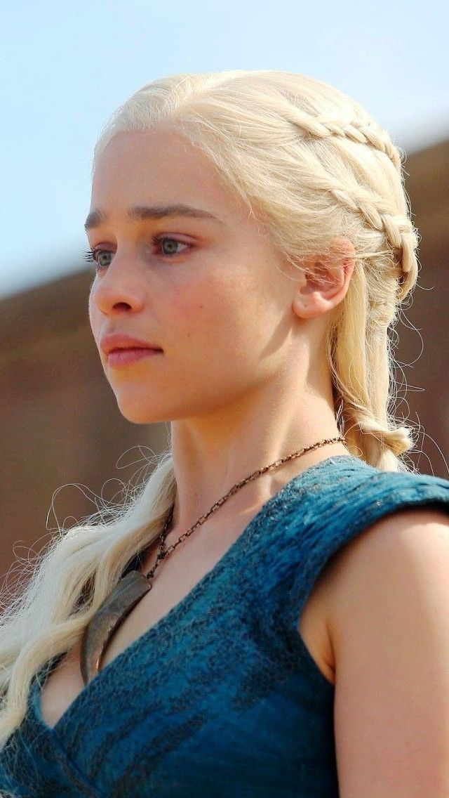 Daenerys Targaryen Game Of Thrones IPhone 5s Wallpaper