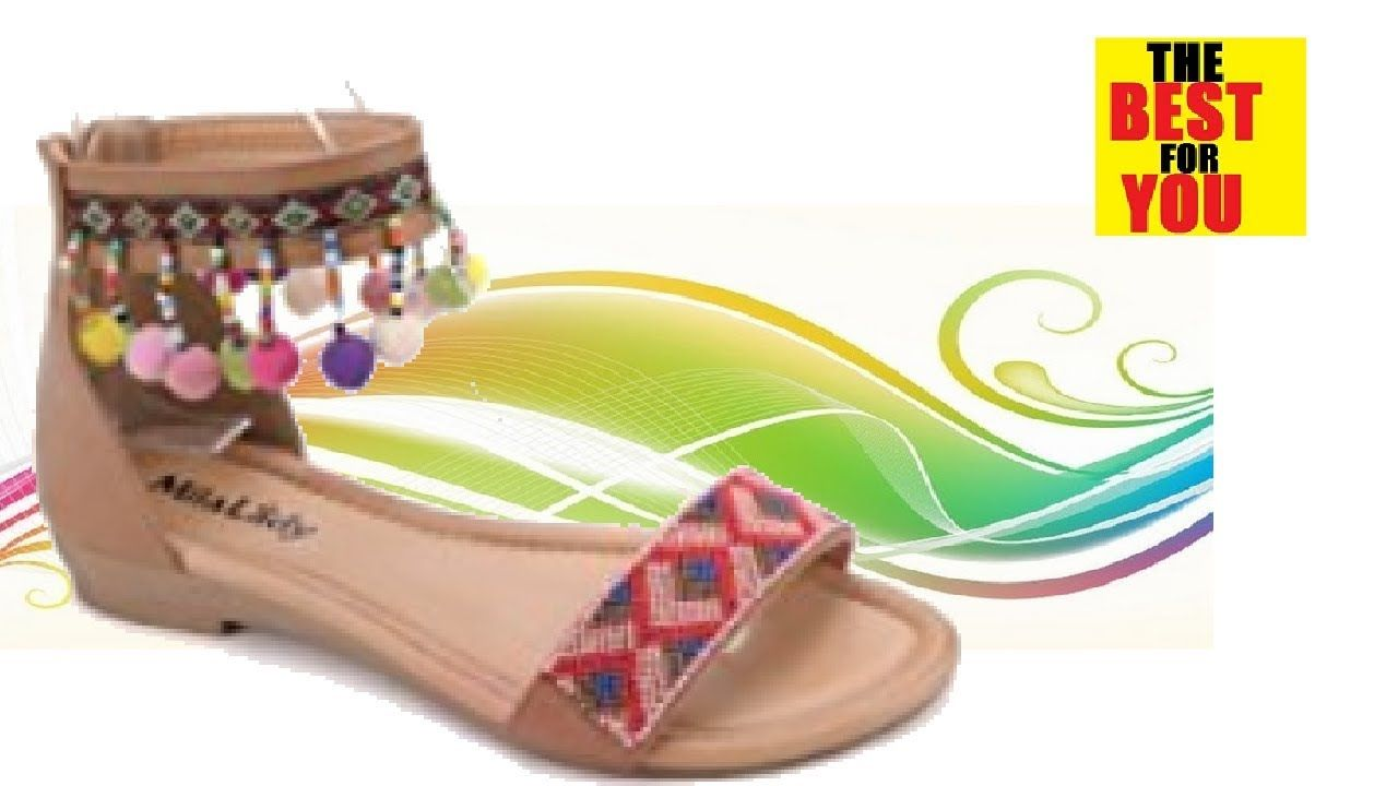 New Ladies Flat Sandals Collection in flipkart and amazon shopping onlin.