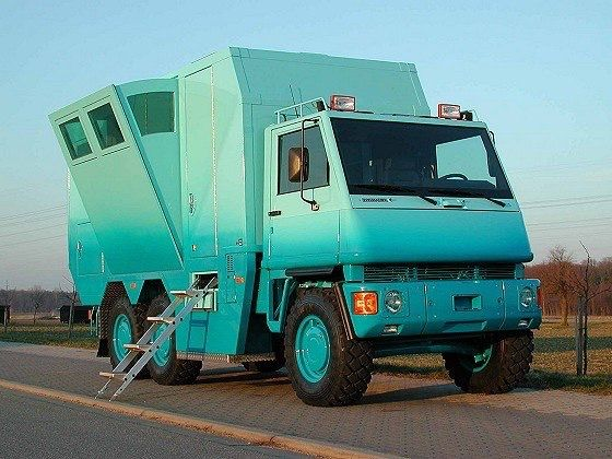 UNICAT | abgeFAHRen | Pinterest | Expedition vehicle, Expedition ...