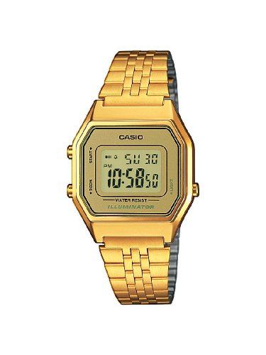 fa40546cc05a Casio Casio Collection LA680WEGA-9ER - Reloj digital de cuarzo para mujer