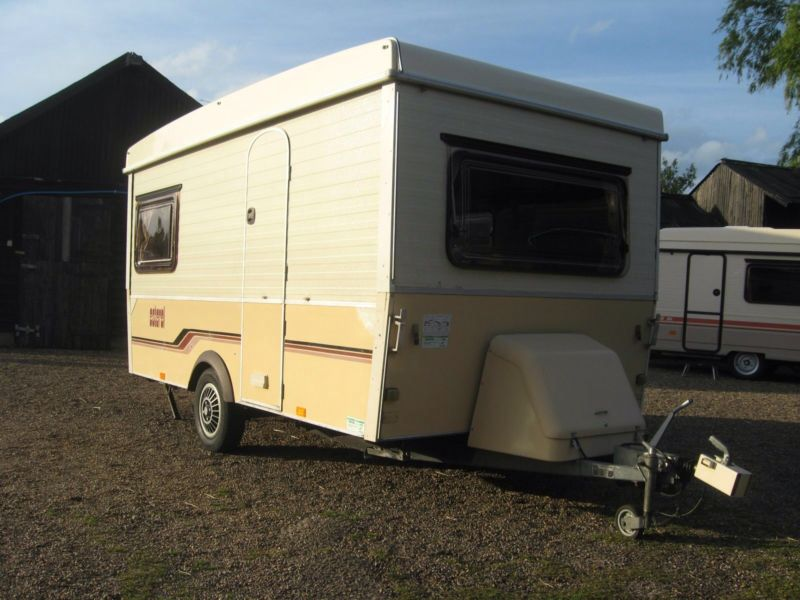 Esterel 4 Berth Folding Caravan Recreational Vehicles Caravan Caravans
