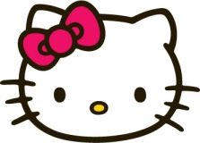 7d319bf5d Hello Kitty Head Tattoo   Cute Tats♥   Hello kitty tattoos, Hello ...