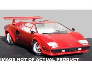 The Tamiya 1 24 Lamborghini Countach Lp500s Is A Plastic Model Kit