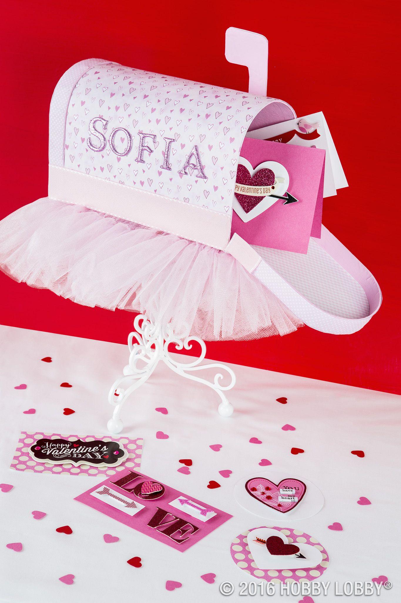 DIY Ballerina Mailbox 1 Remove flag from paper mache mailbox 2