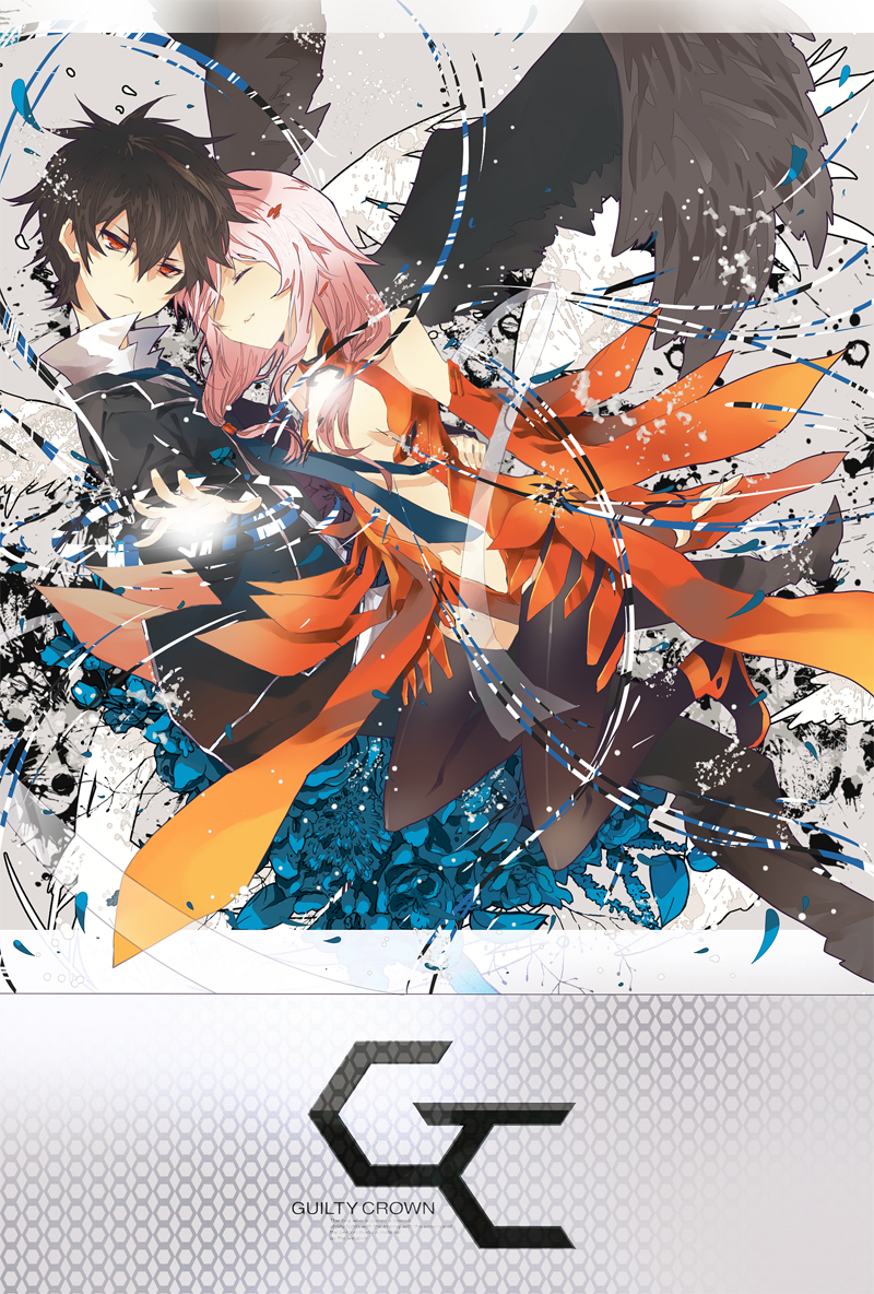 Pin by ・゚ ᴍᴀᴋᴏ さん on Guilty Crown! ギルティクラウン Anime, All