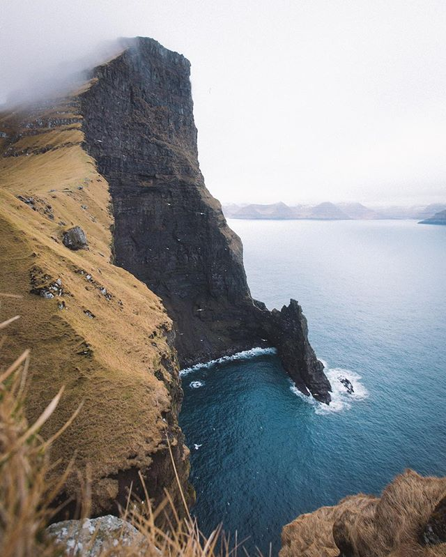 The Cliffs Apartments: The Scale Of The Wild Cliffs Of Kalsoy Can't Be Captured