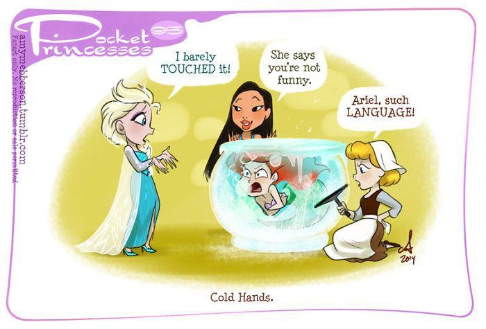 123 Disney Comics That Will Ruin Your Childhood Art