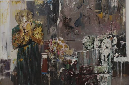 "New Paintings"" - Adrian Ghenie 