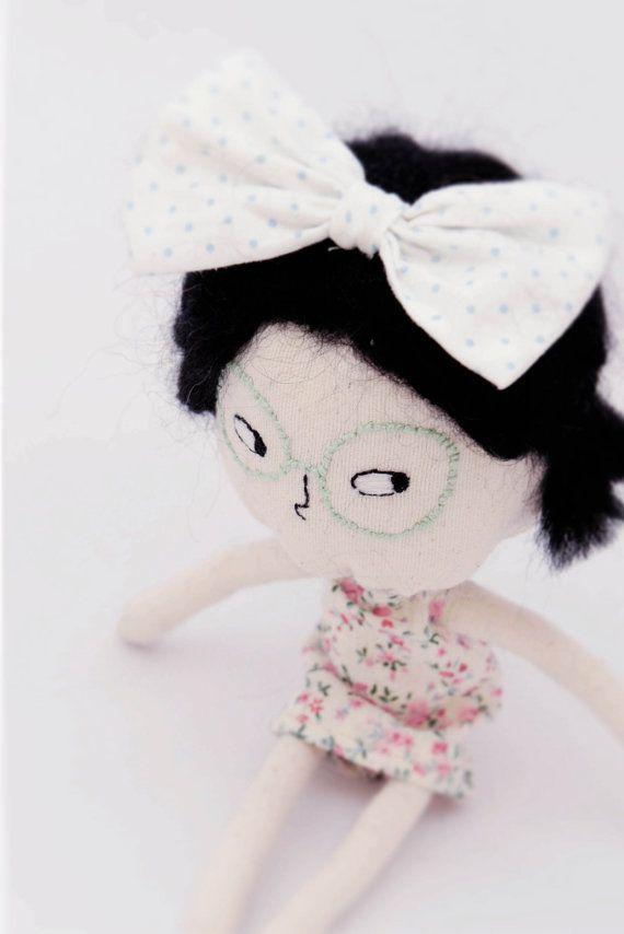 MarcelaLelelittle doll par lelelerele sur Etsy