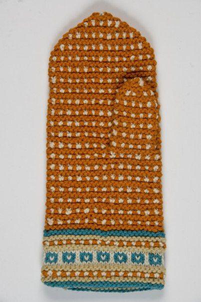 Традиционное узорное вязание | VK
