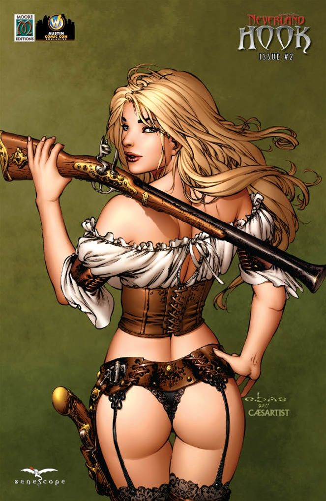 Gft Presents Neverland Hook 2 Moore Editions Exclusive Variant Grimm Fairy Tales Grimm Fairy Tales Comic Fairy Tales