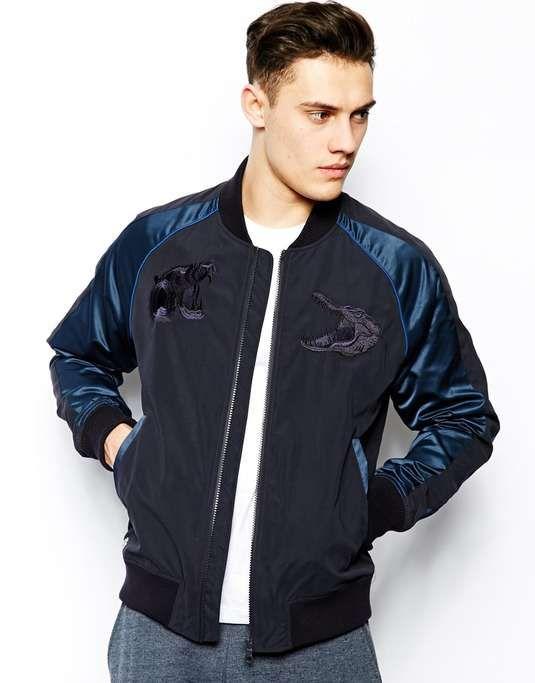 Lacoste | Live Bomber #lacoste #bomber #jacket