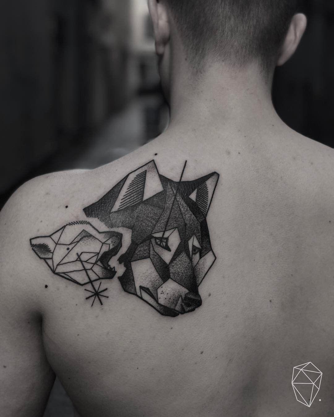 Resident Artist Fecanes Dublin Ink Tattoo Art Ireland