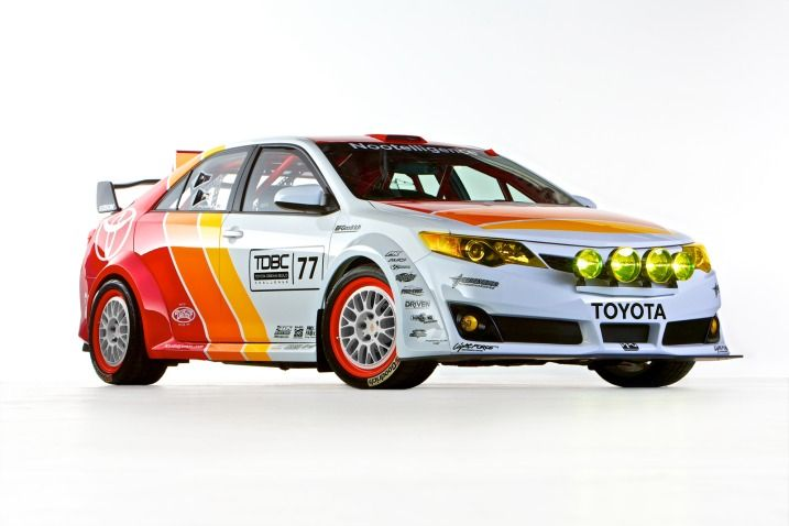Custom 2014 Corolla Leads Toyota Pack At 2013 Sema Show With