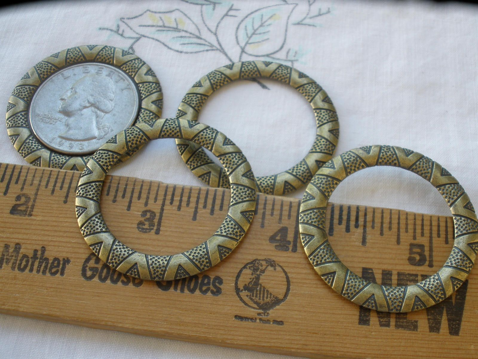 25mm ID 38mm OD Real Coconut Shell rings Round 1 opening 1.5 buckle 9 spacer rings purse O-ring macrame craft cafe curtain cabone ring