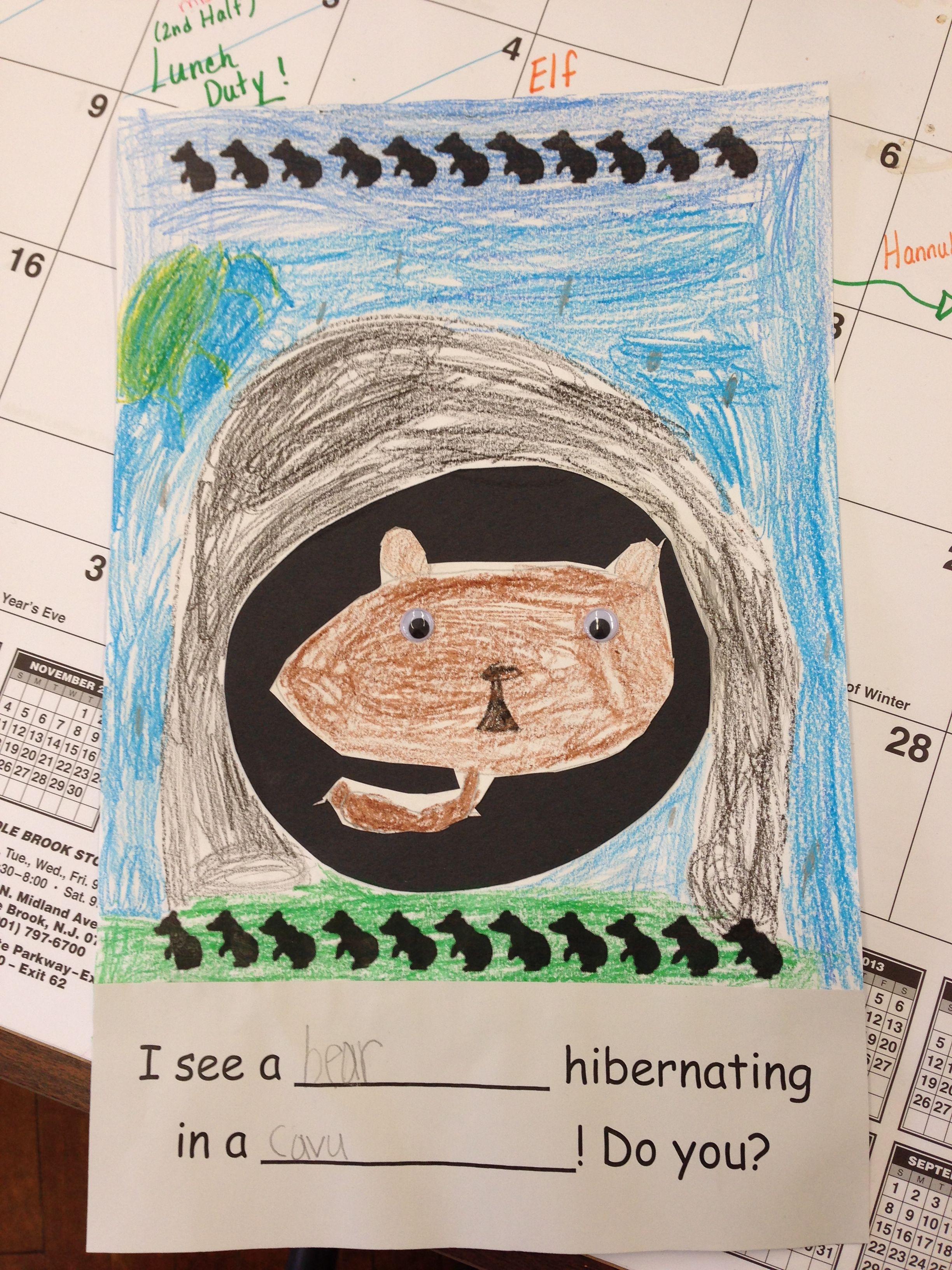 Hibernation Writing