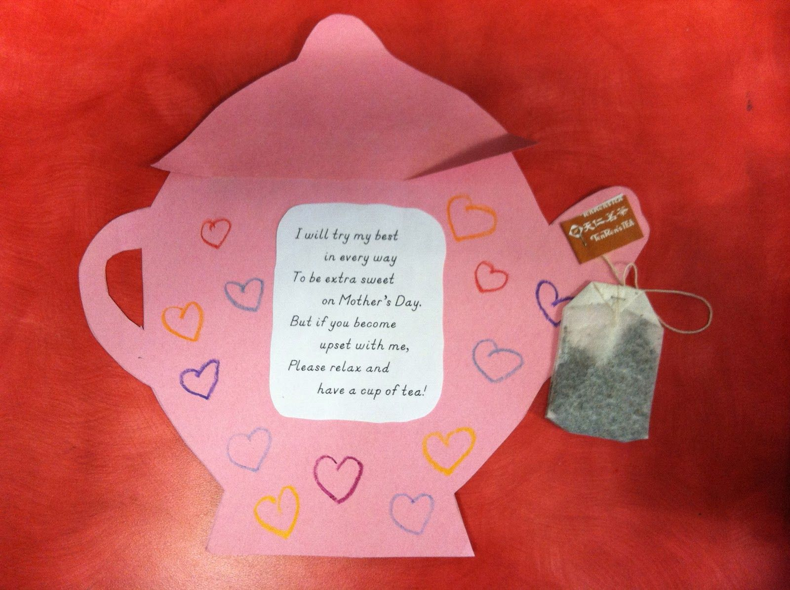 Join The Mother S Day Idea Linky Mothers Day Poems Mothers Day Crafts For Kids Mother S Day Activities