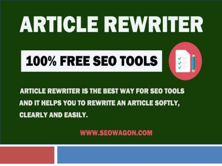 Free Article Rewriter Tool Seo Blog Writing Services Spin Box Paraphrase