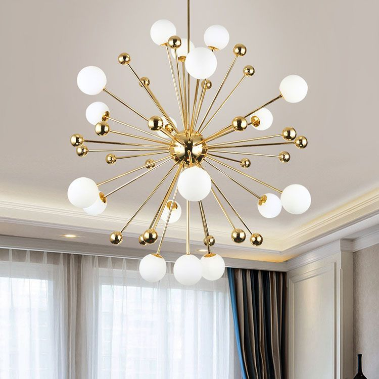 inspiring mid century hanging light bedroom | Mid-century Chandeliers and Pendant lamps? Always ...