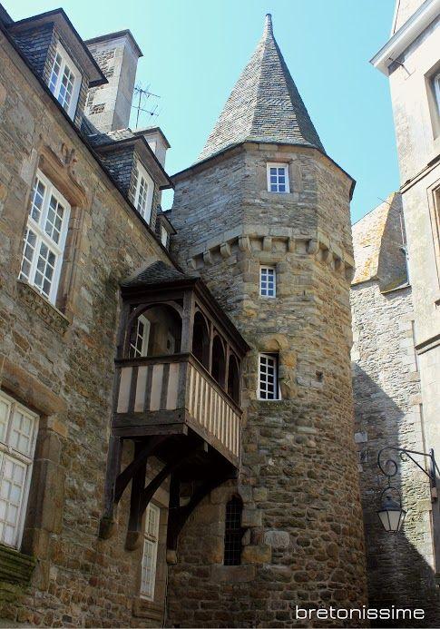 St Malo intra-muros