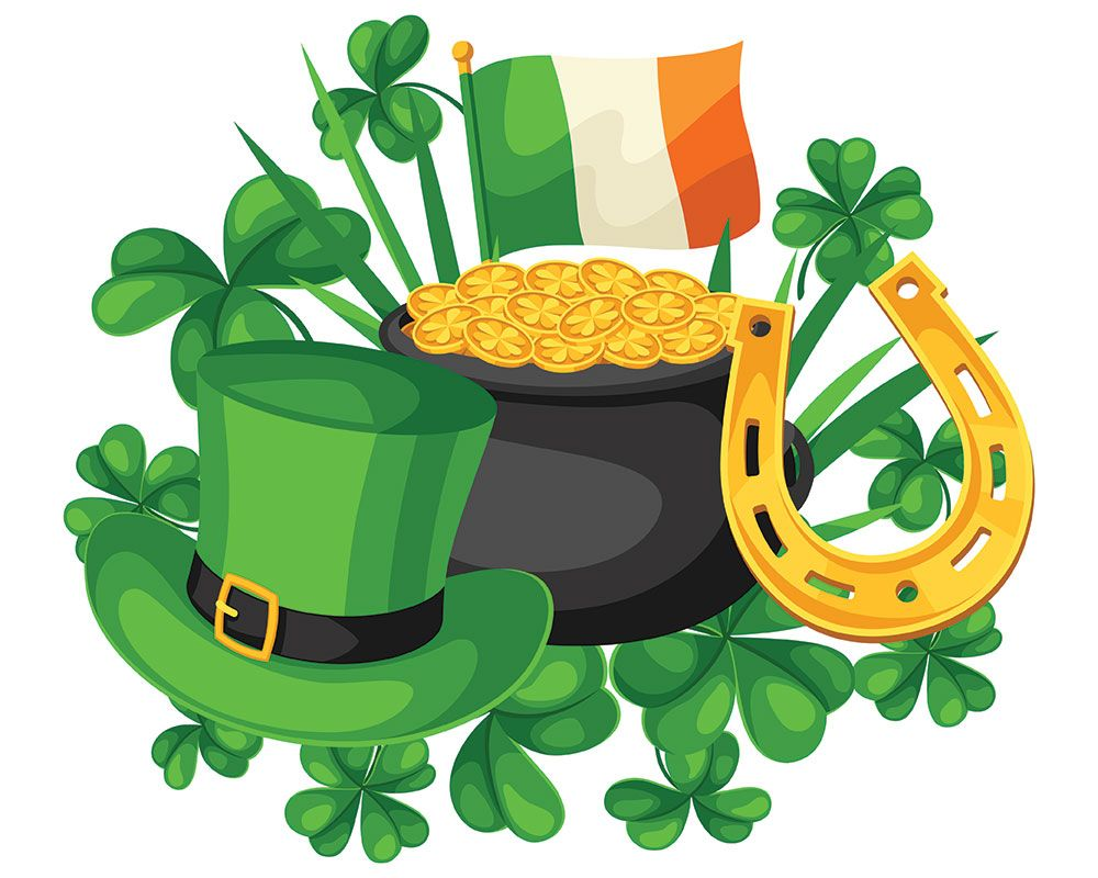 St Patrick s Day Image Clipart