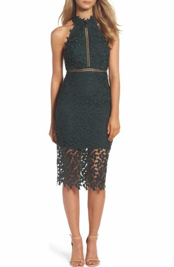38++ Bardot lace sheath dress green inspirations